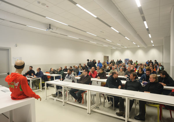 presentazione resegUp 2015_ PoliMi