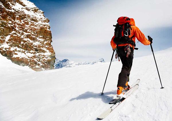 sci alpinismo ResegUp
