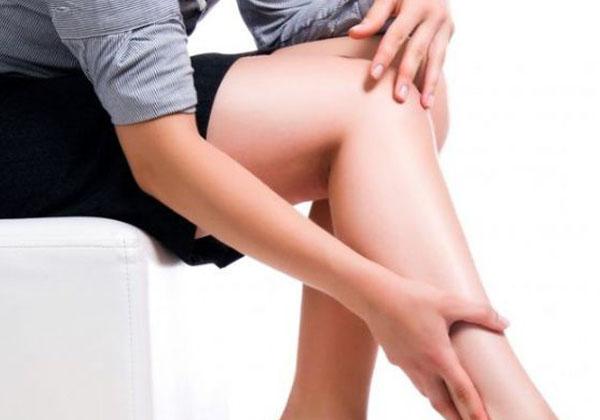 gambe post corsa