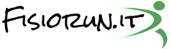 FisioRun Logo - fisioterapia e osteopatia - Lecco